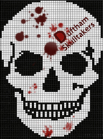 Duftham Skulltakers team badge