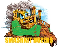 Smashkit Dozers team badge