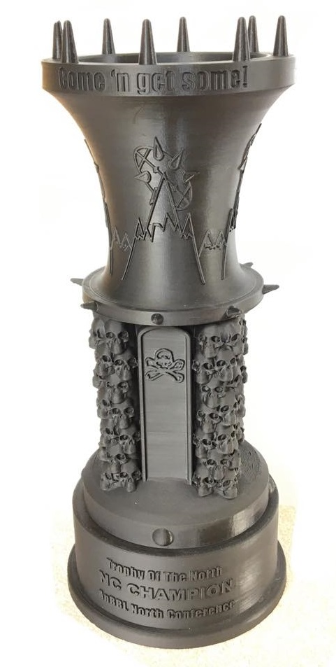 Trophy Of The North